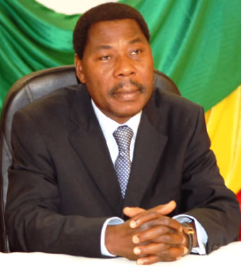Three people arrested for attempting to poison Benin president Yayi